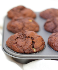 Triple Chocolate Muffins