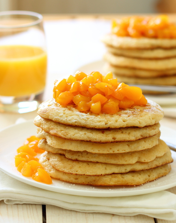 Super Simple Fluffy Pancakes Recipe - Everyone needs a reliable, great tasting pancake recipe in their repertoire. This is mine.